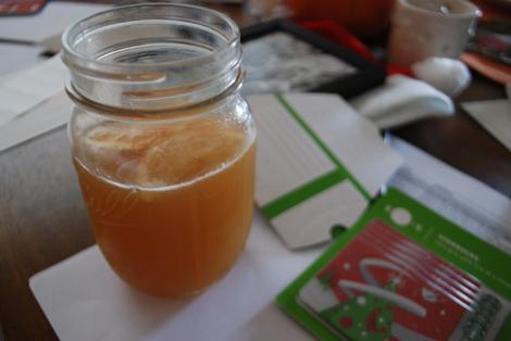 Rbourbon-cider