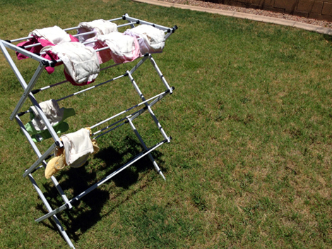 Dryingclothdipes