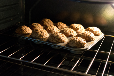 Bakingmuffins