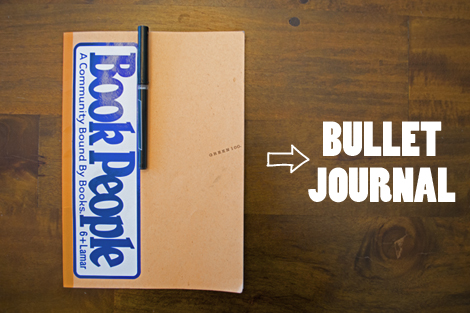How to use Bullet Journal | www.risingshining.com