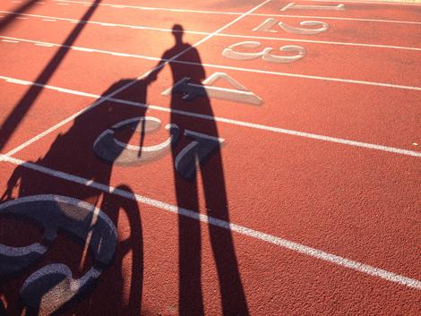 Trackshadow