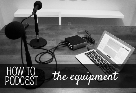 How to launch a podcast | www.risingshining.com