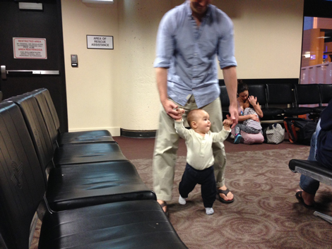 Airportwalking