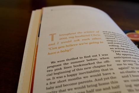 An Undertone of Citrus   www.risingshining.com
