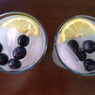 Blue-gin-fizz