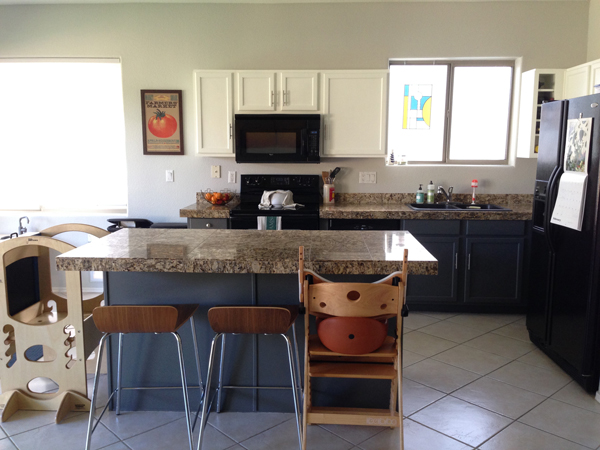 Our paperless kitchen | RISING*SHINING