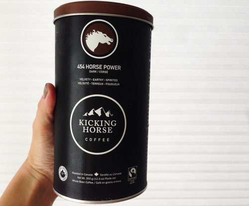 Things that are awesome: Kicking Horse coffee | RISING*SHINING