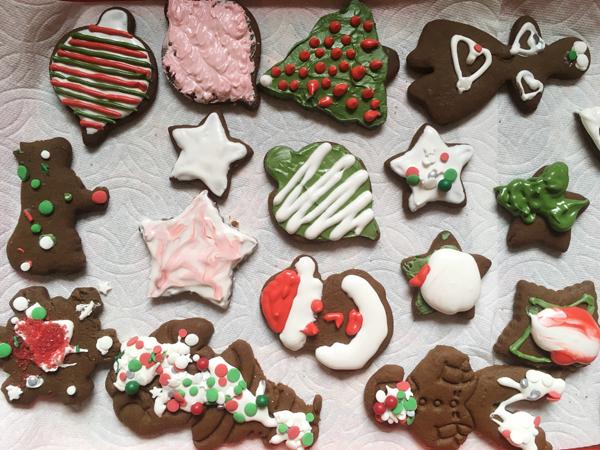 Making notes for next Christmas | RISING*SHINING