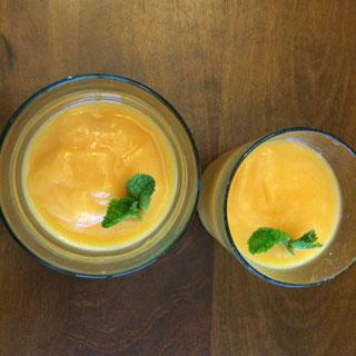 Melon-slush