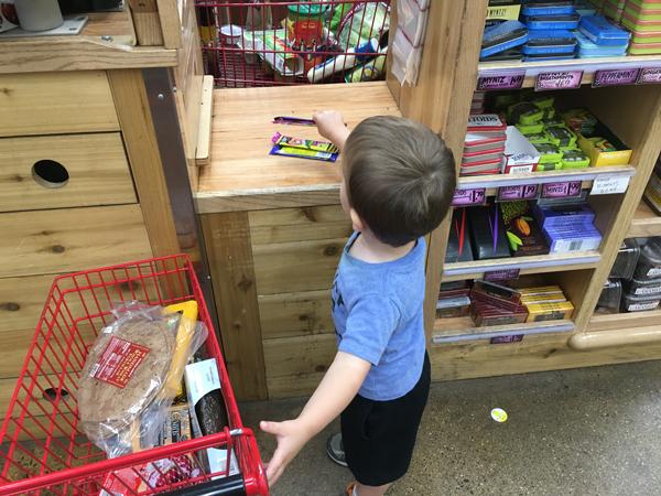 New series: In my cart at Trader Joe's | RISING*SHINING