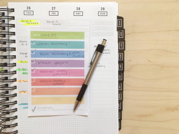 My digital-paper organization system | RISING*SHINING