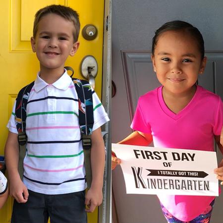 Kindergarten & Moms Shaking Booties | GIRL NEXT DOOR PODCAST