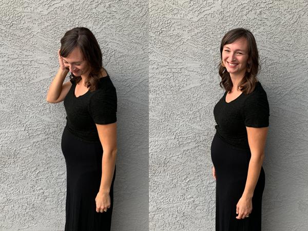 Baby #3 / 21 weeks | RISING*SHINING