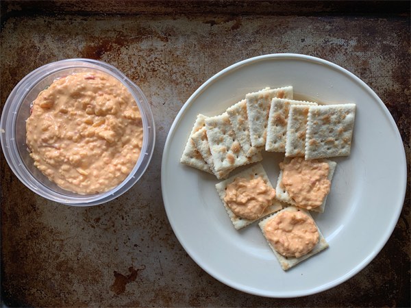 The Best Pimiento Cheese | RISING*SHINING