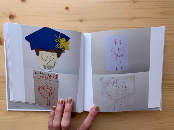 A Photo Book Of Kid Art | RISING*SHINING