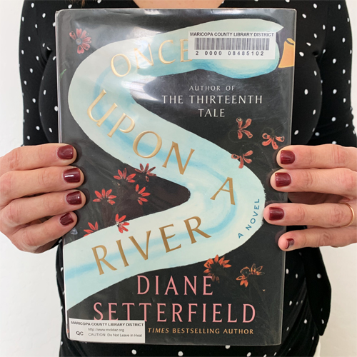 Book Club: Once Upon A River | THE GIRL NEXT DOOR PODCAST