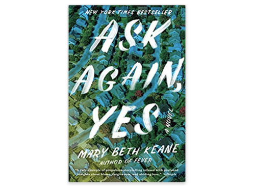 Book Club: Ask Again, Yes | THE GIRL NEXT DOOR PODCAST