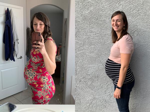 Baby #3 / 36 Weeks | RISING*SHINING