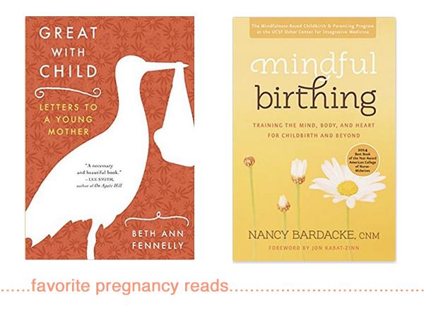 Pregnancy Favorites | RISING*SHINING
