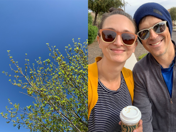 April goals | RISING*SHINING