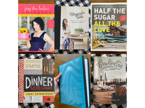 Cookbooks | THE GIRL NEXT DOOR PODCAST